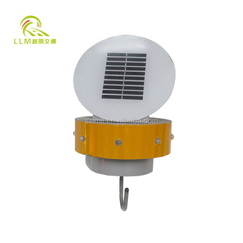 Direct manufacture LED street lights 140mm column solar post cap light
