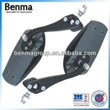 High Quality carbon fiber motorcycle parts,Motorcycle rearview mirror,Factory Directly Sell!
