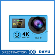 2016 New Model WiFi Action Camera Waterproof 30M 2.0 Inch Dual Screen FUll HD 1080P 4K Sports DV