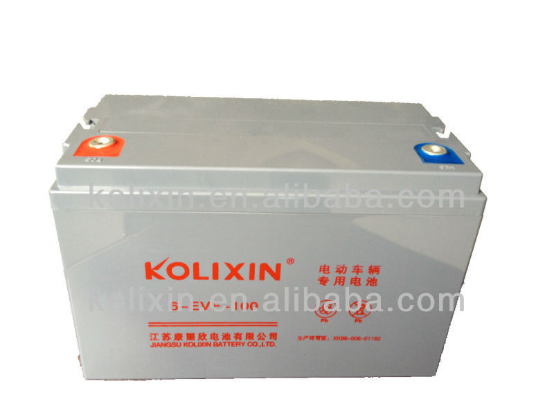 electric road vehicle lead acid china battery