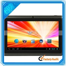 "7"" 512MB 4GB Allwinner A13 Single Core Tablet PC software download Android 4.0 os"