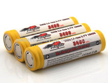18650 3.7v li-ion battery pack, Monomer capacity 350~5000mAh and battery pack for variety of voltage requirements