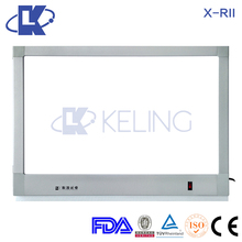 X-RII X Ray Viewers panoramic x-ray viewers mammography film viewer boxes