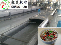 Hot!!! flat rice noodles making machine or rice vermicelli machine