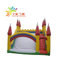 Waterproof giant PVC inflatable slide for commercial use