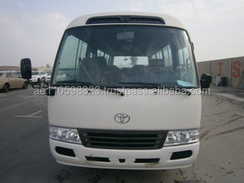 NEW TOYOTA COASTER BUS 30SEATER 4.2 DIESEL HIGHROOF - 2015 MODEL NEW BUS