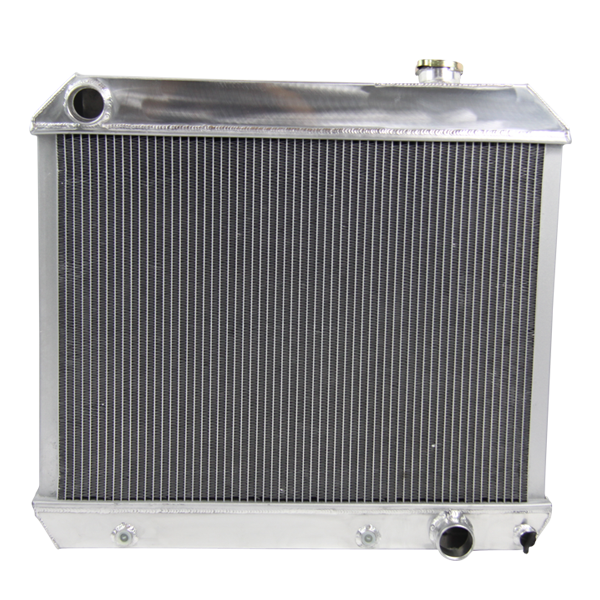 Fit forCHEVY USED PICKUP TRUCKS SUBURBAN ALL ALUMINUM RADIATOR 3 ROW