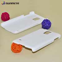 plastic phone cover for sublimation printing, SUNMETA company directly supply with high quantity