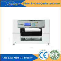 leather printing machine with up to 5760*1440dpi resolution uv led printer with 3d effect