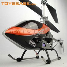 2011 rc helicopter in Metal with 2.4G 4 Channel