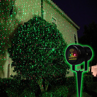 cheap outdoor christmas waterproof laser lights