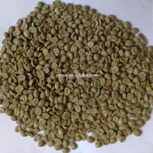 Chinese yunnan arabica washed green coffee beans,Grade AA,screen 17-18