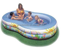 molded plastic swimming pools/inflatable baby swimming pool