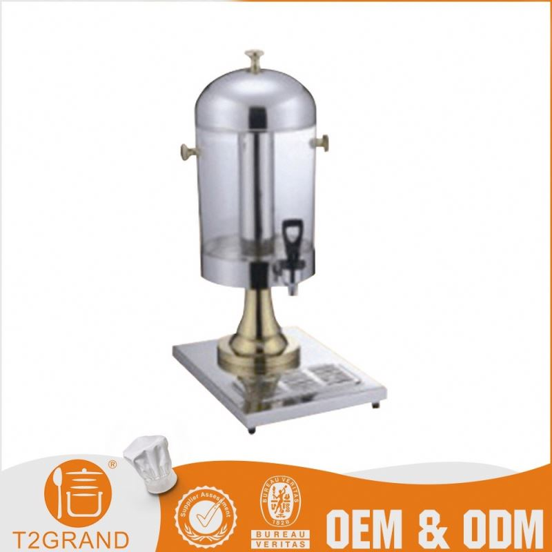 Customization Restaurant & Hotel Beer Keg Fluid Hot Drink Dispenser Portable