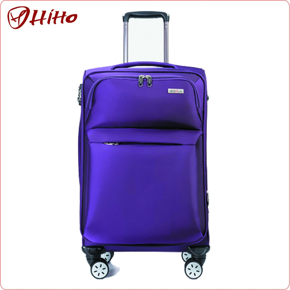 Cheap Travelling Soft Carry On Luggage Set