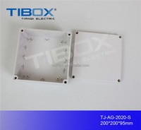 TIBOX hot sale high quality ABS VGA concealed switch box 200X200X95mm