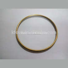 KFOUR 112mm brass ring high quality Brass ring copper ring for table clock from factory