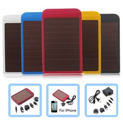 Latest Solar Energy Charger for lPhone MP3 MP4 Digital camera