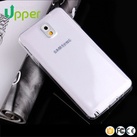 Best selling plastic products clear tpu case for samsung galaxy note3 phone
