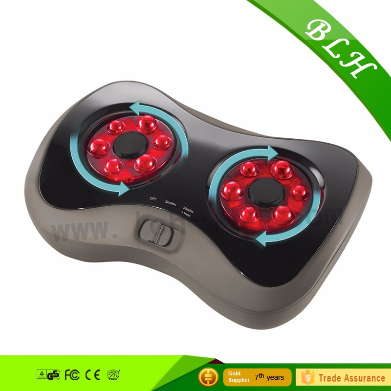 2016 NEW Electric Automatic shiatsu foot roller massager rolling relax foot massager with Heat for foot care