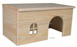 custom eco-friendly environmental wooden rabbit cage , handmade wooden rabbit hutch