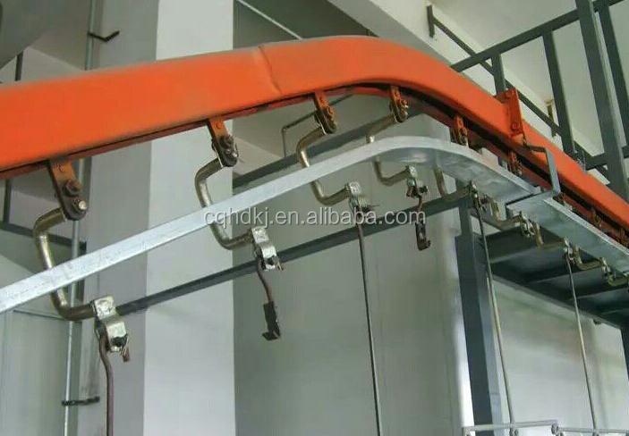 Trolley Hanger Heavy Duty Overhead Conveyor Chain View