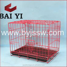 Wholesale Wire Dog Crate And Aluminum Folding Modular Dog Cages
