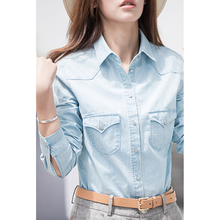 High-end good price unique dress bangkok blank fishing shirts for women