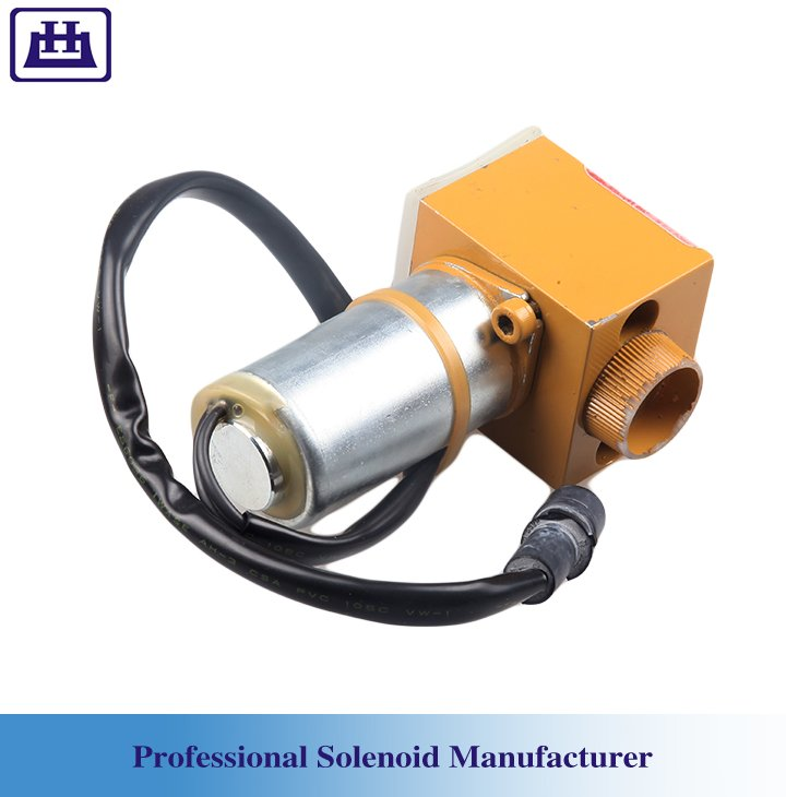 51-8368 Auto Parts Manufacture 24V Shut-off Solenoid For Excavator E320B/C
