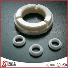 Alumina ceramic customrized high temperature round rope gasket