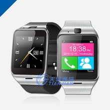 SIM Card Smart Mobile Waterproof Cell Phone Watch Android