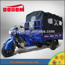 250cc Zhongsheng Engine Three Wheel Motorcycle with Cabin