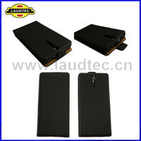 Luxury Slim Leather Flip Case for Sony Xperia S LT26i, Back Cover--Laudtec