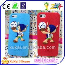hot 2014 world cup silicone mobile phone cover