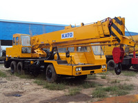 USED KATO TRUCK CRANE 25TON FOR SALE/secondhand used 25ton all terrain crane in good quality, original japan
