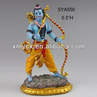 wholesale resinic Ram hindu god figures