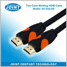2015 Solid 6ft 4k HDMI Cable with Ethernet and high quality gold-plated tips -Great for Xbox PlayStation 4k and and more