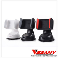 China Gold supplier Supply Hot Selling high quality universal suction cup car phone holder for smartphone