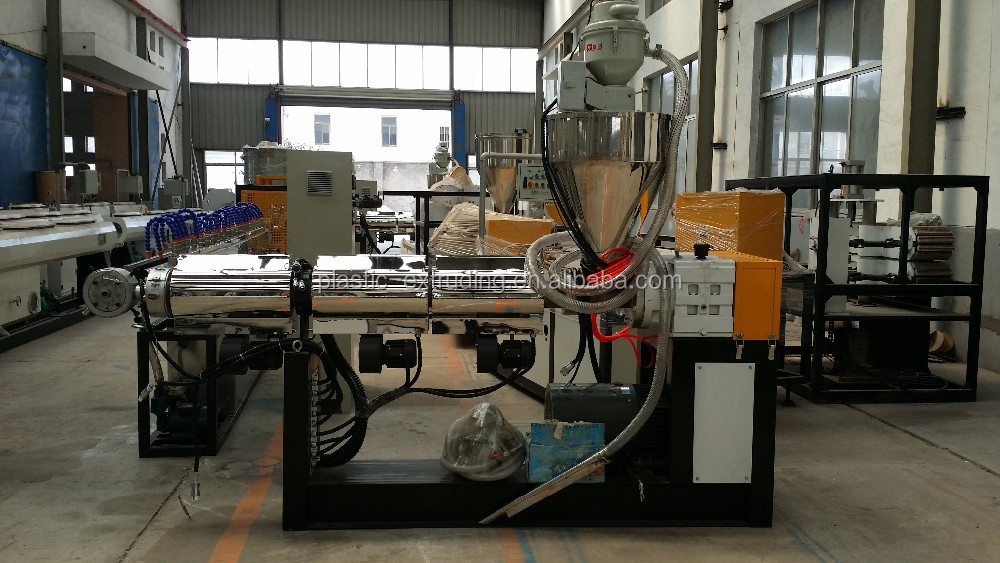 PVC Fibre Reinforced Braided Garden Pipe/Hose Production Machine