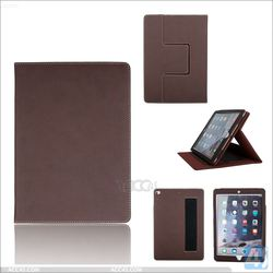 Luxury Business Flip Wallet Card Stand Case For iPad mini 3 PU Leather Smart Cover