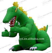 2012 Inflatable Dinosaur,Inflatable Cartoons,Moving Model
