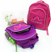 Child School Backpack Bag with Cartoon Design