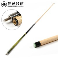 factory price snooker Cue jianying billiard cues