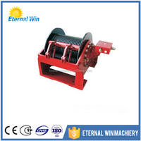 China supply used small hydraulic winches for sale