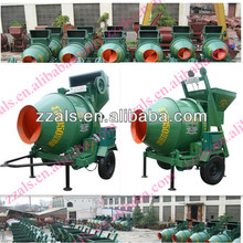 high efficiency and 2014 hot sale concrete mixer