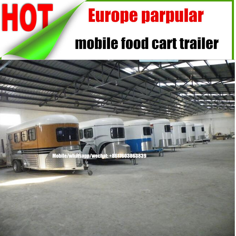 caravan used food trailer, military trailer for sale, manufactures trailer of snacks