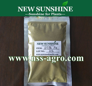 DTPA Fe iron chelated for agriculture