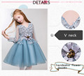 Girl Children dress host costumes piano princess skirt flower dress skirt for girls Guangzhou