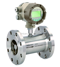 SS304 turbine flowmeters for water