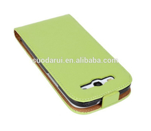 Hot selling Ultra Slim Flip Cover custom case mobile phone accessories for samsung s3 case